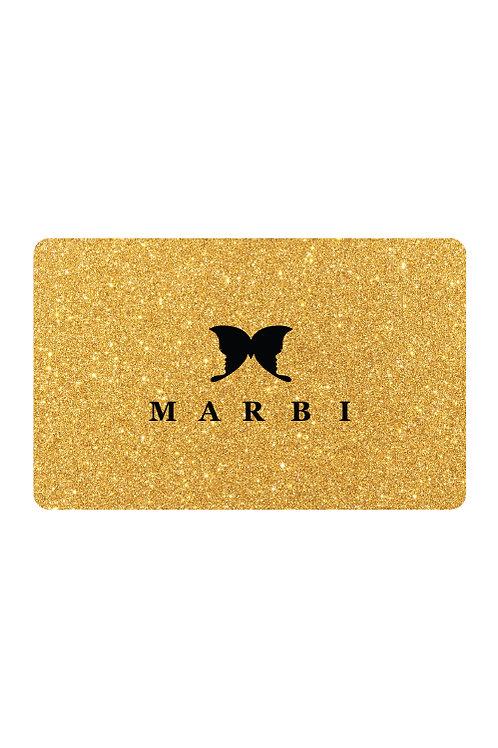 Подарочная карта MARBI 20 000