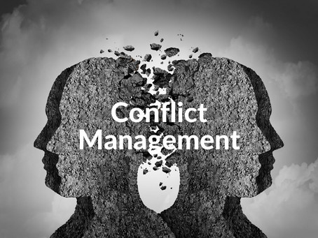 How To Address Common Conflict Types