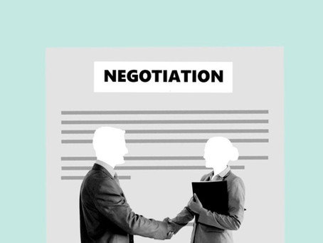 Everything Is Negotiable + Practical Tips
