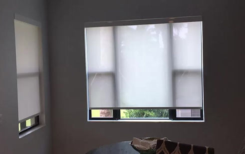Custom Motorized Blinds