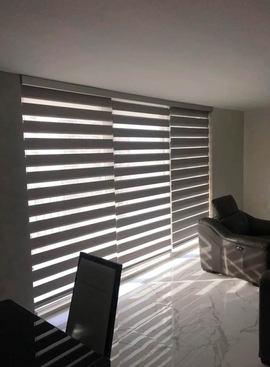 Custom Made Zebra Blinds