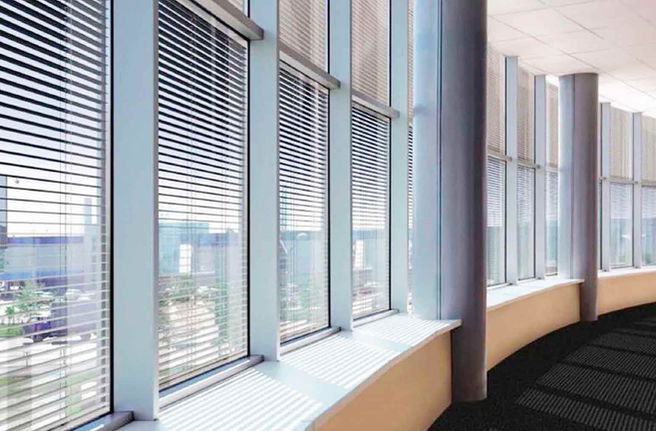 Custom Aluminum Blinds