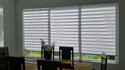 Zebra Shades Motorized - Sunny Isles .mp