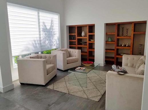Zebra Roller Shades for Livingroom