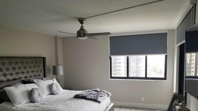 Roller Shades Blackout