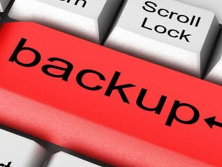 30% of data backup disasters caused by accidents