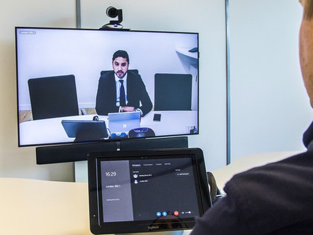 Tech Talk: Video Conferencing is Here to Stay