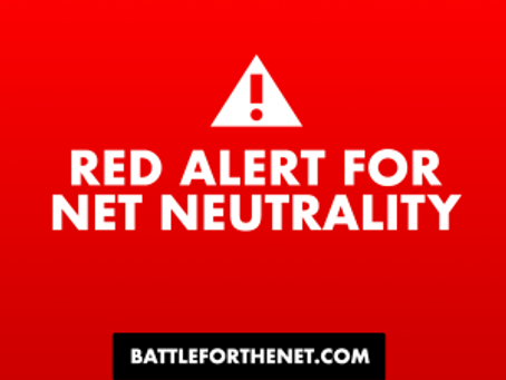 This May Be Last Chance to Save Net Neutrality