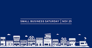 It's Small Business Saturday
