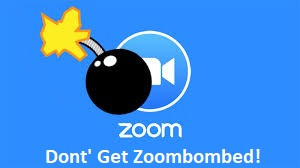 Don't Get Zoombombed!