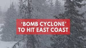 How Did You Weather The Bomb Cyclone?