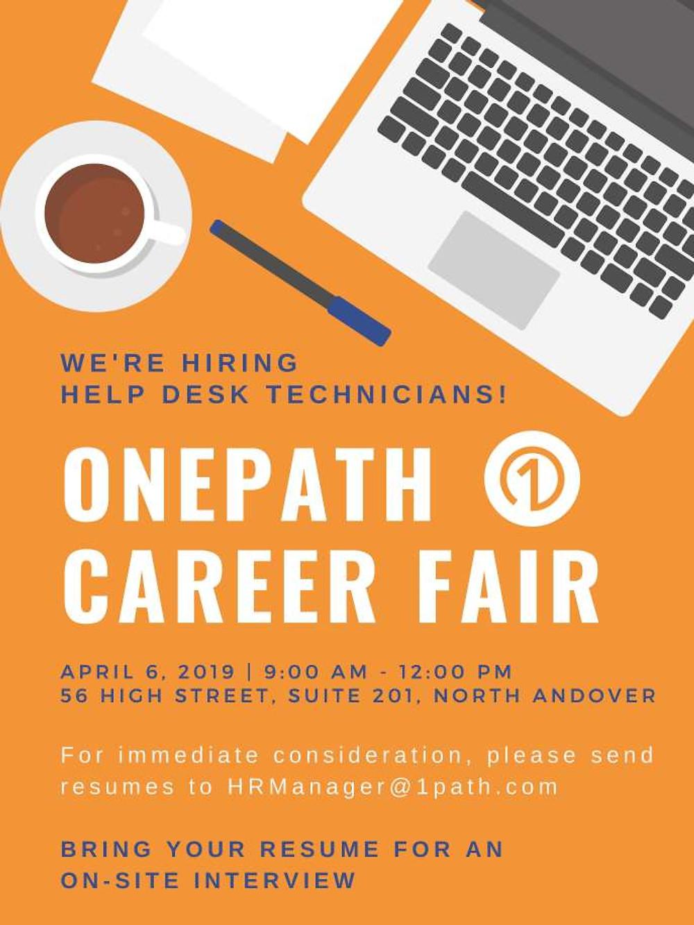 2019 Onepath Career Fair.jpg