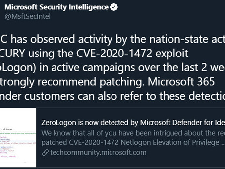 Microsoft Confirms Active Exploit