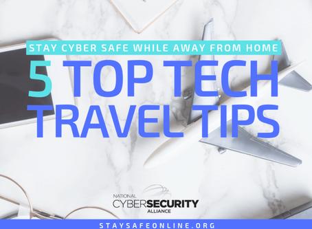 Summer Tech Travel Tips