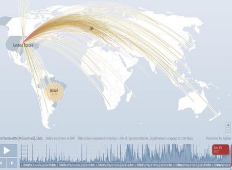 Did a Massive DDoS Attack Disrupt the Internet?