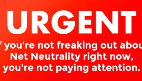 Net Neutrality at Serious Risk, Please Take Action