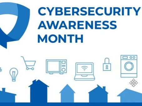 Cybersecurity Awareness Month, Week 2