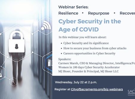Cyber Security in the Age of COVID