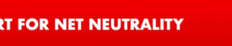 Red Alert for Net Neutrality