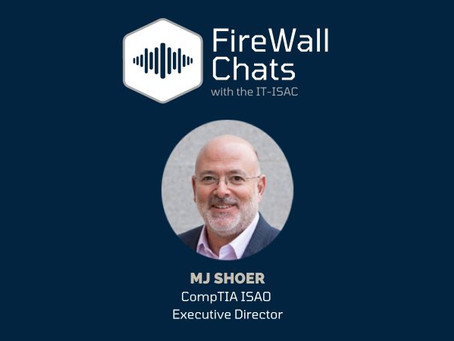 FireWall Chat Tomorrow