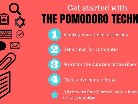 Pomodoro = Productivity