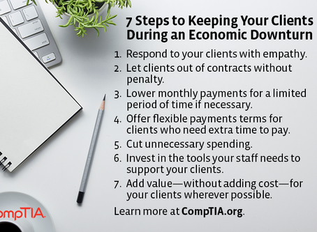 Good Reading from CompTIA