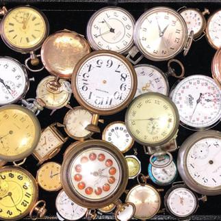 Vintage Time Pieces
