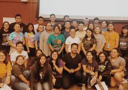 first generation student program