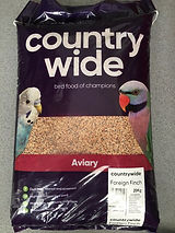 Bristol Pet & Bird shop Country Wide Bird seed