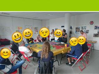parcours citoyens avec les jeunes de la PJJ de Nantes