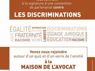 Laïque'Cité© pour la signature d'un partenariat adavi44 &licra44