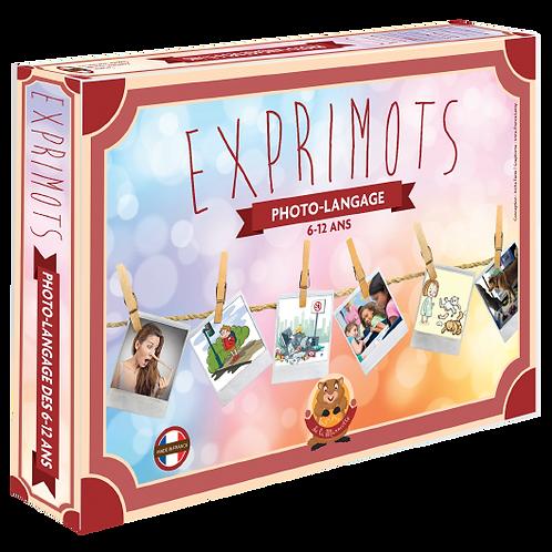 6 à 12 ans - EXPRIMOTS©