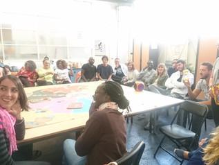 Animation/formation de deux jours à l'utilisation de mes jeux/outils à Marseille avec la Ligue d