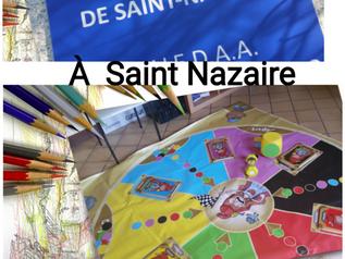 intervention formation avec la PJJ à saint Nazaire