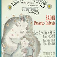 Salon parents/enfants au domaine de la Foresterie à Vertou