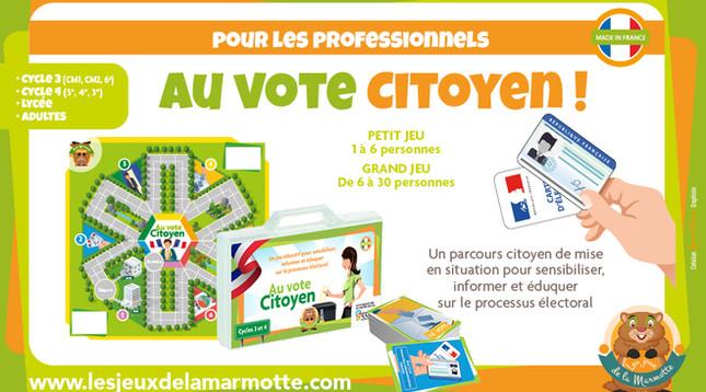 AU VOTE CITOYEN