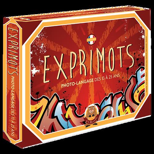 13 à 25 ans - EXPRIMOTS©