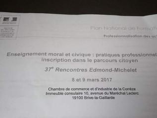 Enseignement moral et civique : pratiques professionnelles à Brive