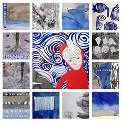 Vinter collage 2