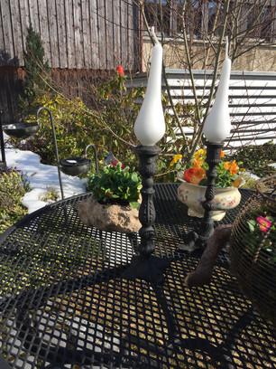 Garten offen
