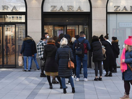 Zara Owner Pulls in $1.3B 2020 Profit, Even with 30% of Stores Closed