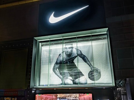 Nike posts $11B quarter and plans for 30 new stores