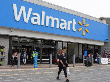 Walmart Raises Guidance, Buoyed by Growth in 3 Key Categories