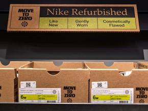 Nike launches refurbishment program in 15 stores