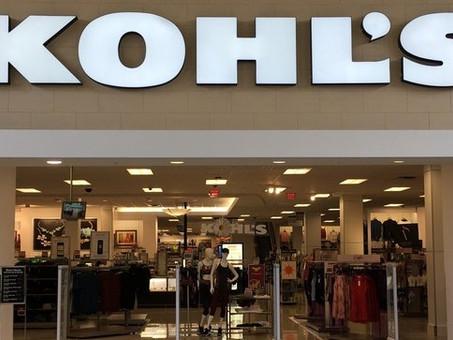 Kohl's kicks off month-long Black Friday sales