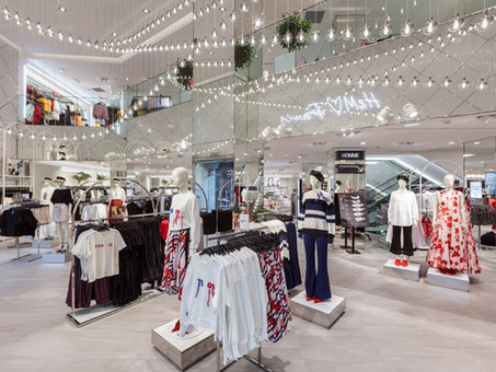 H&M back in profit for Q3 as sales start to recover