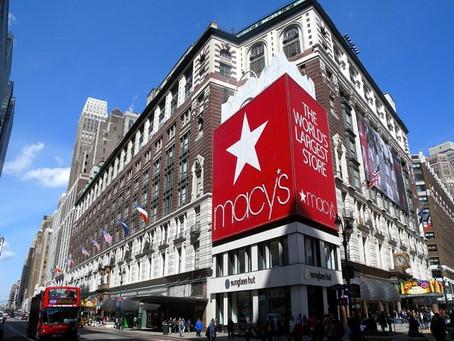 美 의류 시장, '위기의 기업들이 되살아난다