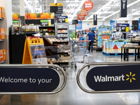 Walmart to sell operations in recession-hit Argentina, taking $1 billion hit