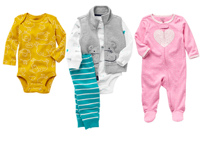 Carter's Wants to Keep Used-Up Kids' Clothes Out of Landfills