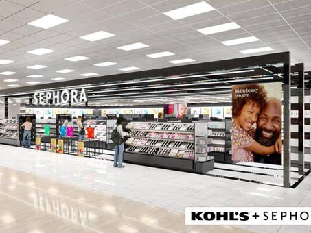 Kohl's and Sephora announce long-term retail partnership